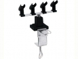Airbrush Holder Fengda® BD-15B for 4 pistols