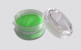 Glitter UV powder green 10 ml