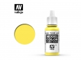 Vallejo Model Color 70949 Light Yellow (17ml)