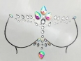 Bosom Crystal sticker Gem Jewelry CS1017