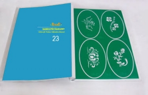 Airbrush tattoo Book of stencils type 23
