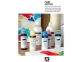 Vallejo CC017 Color Chart: Fluid Acrylic