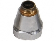 Head cup for self-centering nozzles (part.n.03) for 0,3+0,5+0,8mm