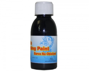 Airbrush Clothes Painting Fengda black 100 ml