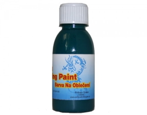 Airbrush Clothes Painting Fengda phthalo green 100 ml