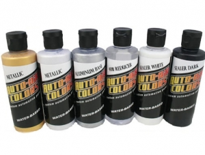 Auto Air Colors Candy Pigment Base Set E 120ml