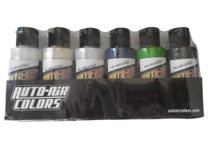 Auto Air Colors Pearlized Set 60ml