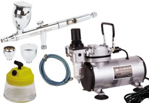 The best universal airbrush set