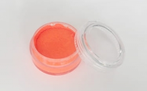 Fluorescent body painting Fengda orange red 10 ml