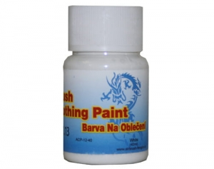 Airbrush Clothes Painting Fengda white 40 ml