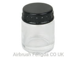 Glass jar Fengda® BD-01 22ml