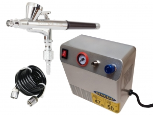 Home Basic Airbrush Nail/Make-Up Set