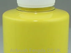 CREATEX Airbrush Colors Opaque 5204 Yellow 60ml
