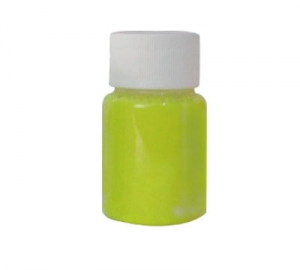 Airbrush Tattoo UV Fluorescent Ink Fengda yellow 40 ml