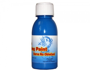 Airbrush Clothes Painting Fengda blue lake 100 ml