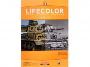 LifeColor katalog + update