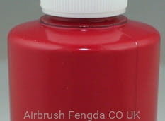 CREATEX Airbrush Colors Opaque 5210 Red 60ml