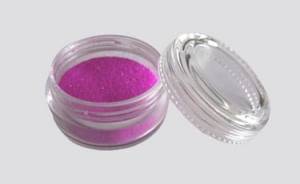 Glitter UV powder purple 10 ml
